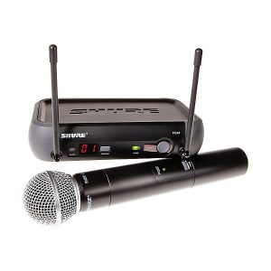 Shure SM58 Wireless Microphone 03