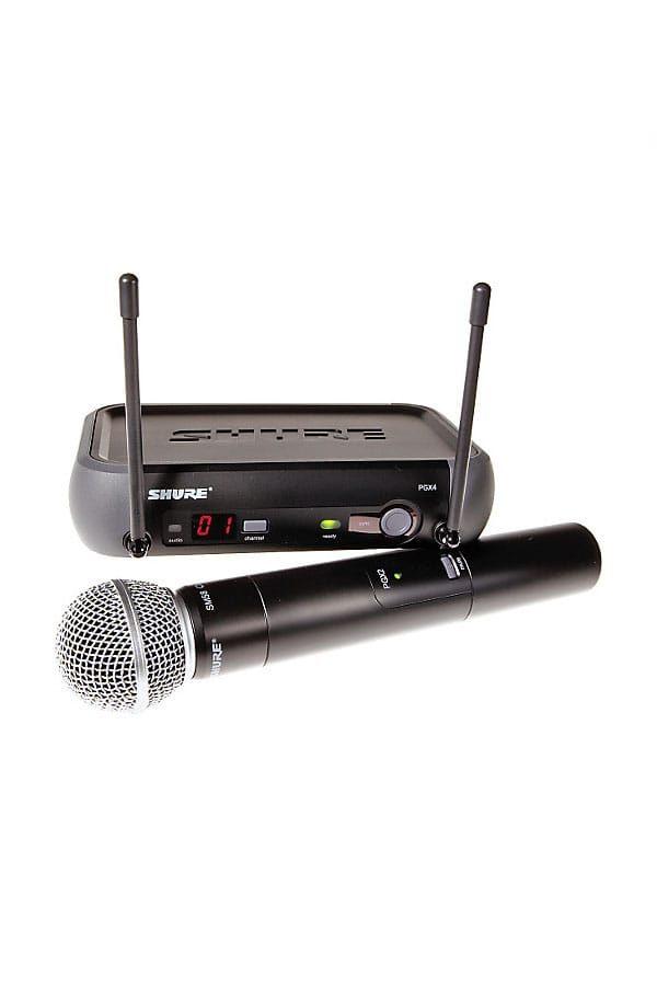 Shure SM58 Wireless Microphone 03