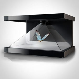 dreamoc holographic display