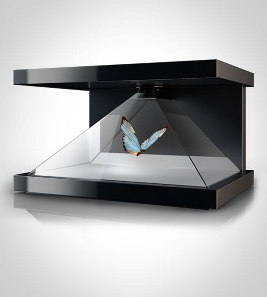 dreamoc holographic display