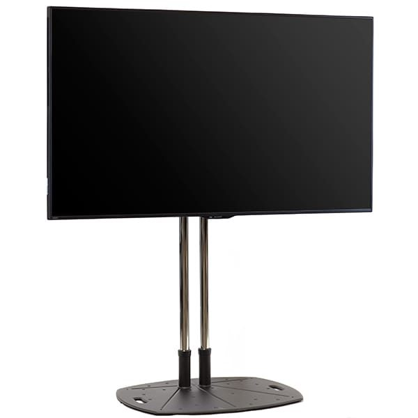 sharp 80 inch led screen on stand