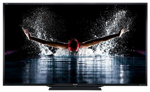 sharp aquos 80 inch led screen