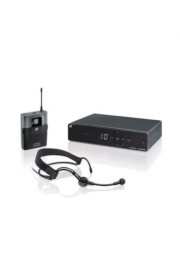 Sennheiser headset microphone 02