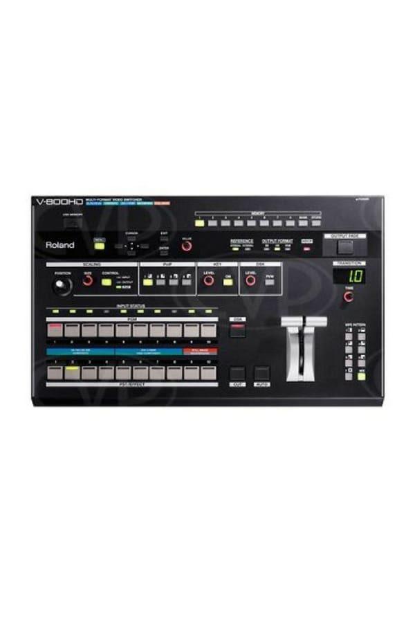 Roland V-800HD Multi-Format Video Switcher