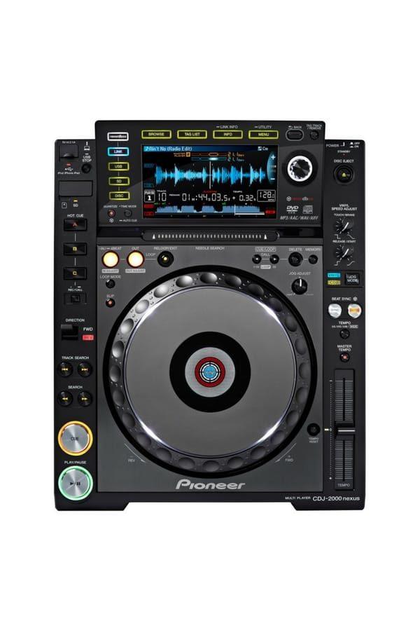Pioneer CDJ2000 Nexus