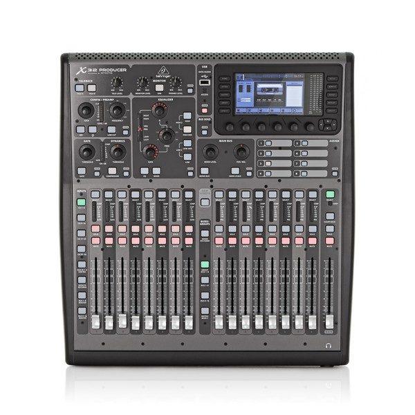 Behringer x32 producer mixing desk