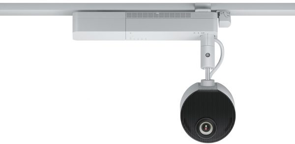 Epson Lightscene Projector on track white